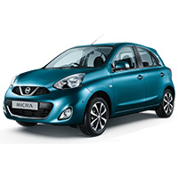 Nissan Micra Boot Liners
