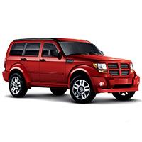 Dodge Nitro Boot Liner (2007 - 2012)
