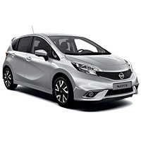 Nissan Note Boot Liners