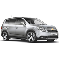 Chevrolet Orlando Boot Liner (2011 Onwards)