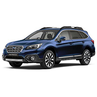 Subaru Outback Boot Liners
