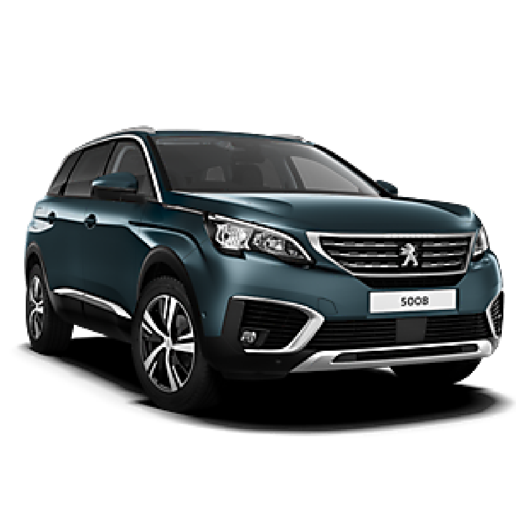 Peugeot 5008 Boot Liners (All Models)