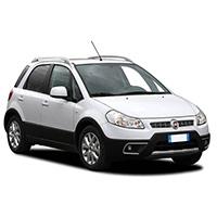 Fiat Seidici Boot Liner (2006 - 2009)