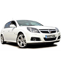 Vauxhall Signum Boot Liner (2002 - 2008)