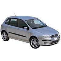 Fiat Stilo Boot Liners 2002 - 2010