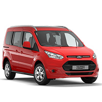 Ford Tourneo Boot Liners (All Models) (2013 Onwards)