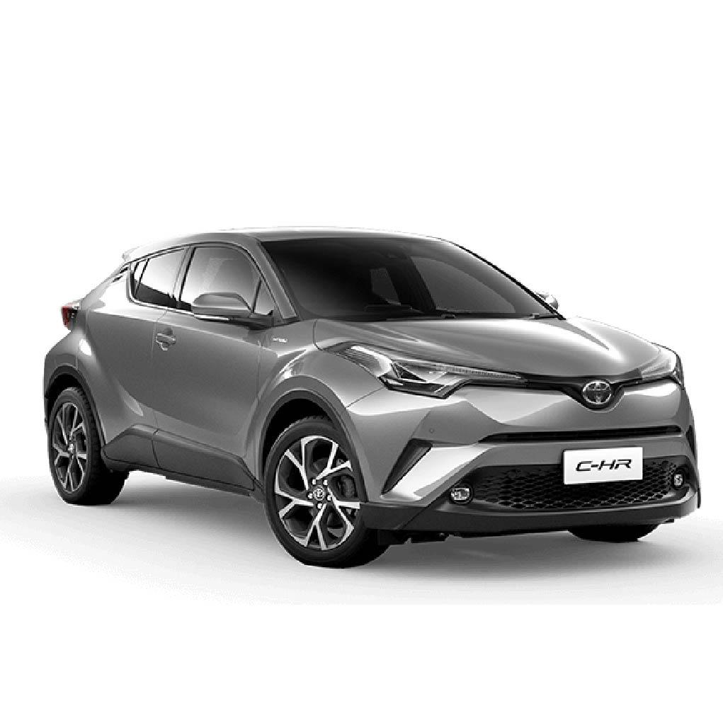 Toyota C-HR Car Mats (2016 Onwards)