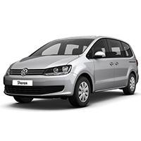 VW Sharan Car Mats (All Models)