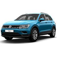 VW Tiguan Car Mats (All Models)