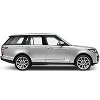 Land Rover Range Rover Vogue Boot Liners