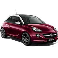 Vauxhall Adam Boot Liner (2013 Onwards)