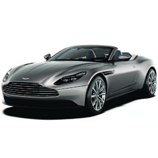 Aston Martin DB11 Volante 2018 Onwards