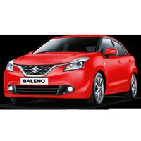 Suzuki Baleno Boot Liners (2016 Onwards)