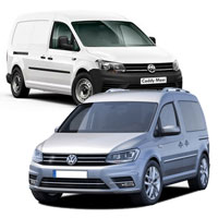 VW Caddy Car Mats (All Models)