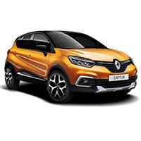 Renault Captur (All Models)