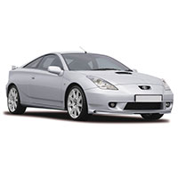 Toyota Celica Car Mats (All Models)