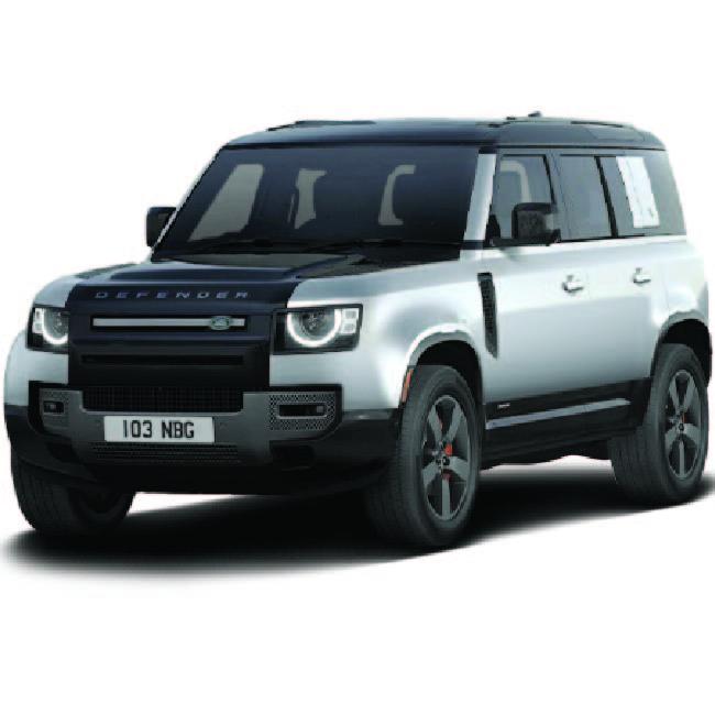 Land Rover Defender 2020 Onwards