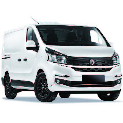Fiat Talento (2016 Onwards)