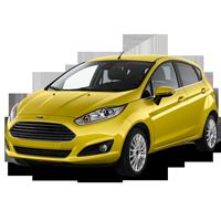 Ford Fiesta Mk7 (Facelift Model) 2011 - 2017