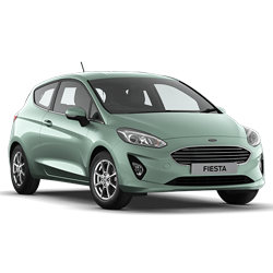 Ford Fiesta Mk8 2017 Onwards