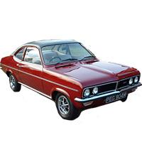 Vauxhall Magnum 1973-1978