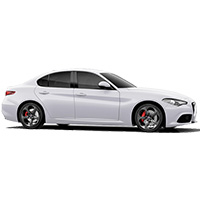 Alfa Romeo Giulia 2017 Onwards