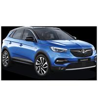 Vauxhall Grandland X Boot Liner (2017 Onwards)