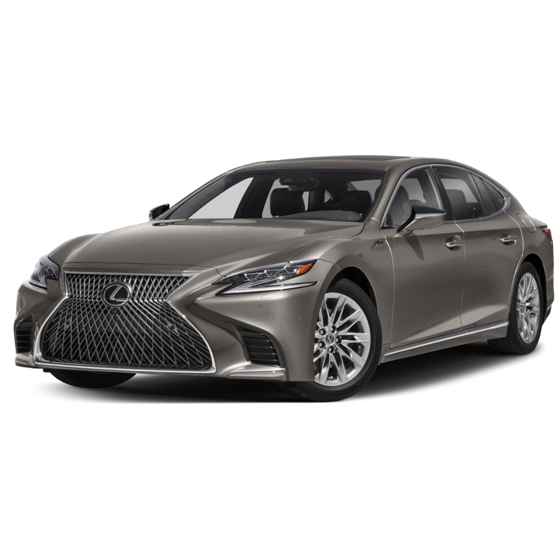 Lexus LS V 500H Hybrid (2017 Onwards)