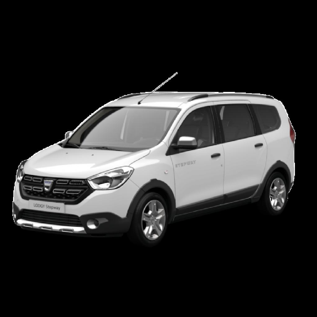 Dacia Lodgy Stepway Boot Liner (2018 Onwards)
