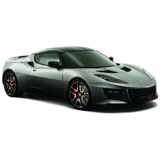 Lotus Evora 2009 Onwards