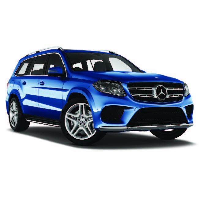 Mercedes GLS (X166) 2012 - 2019