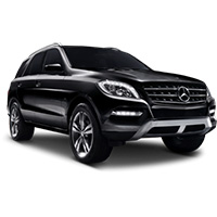 Mercedes ML Car Mats (All Models)