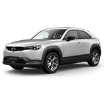 Mazda MX30 2020 Onwards