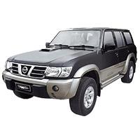 Nissan Patrol Car Mats