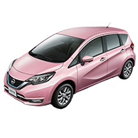 Nissan Note Car Mats