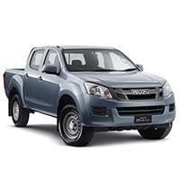 Isuzu D-MAX 2012 - 2019