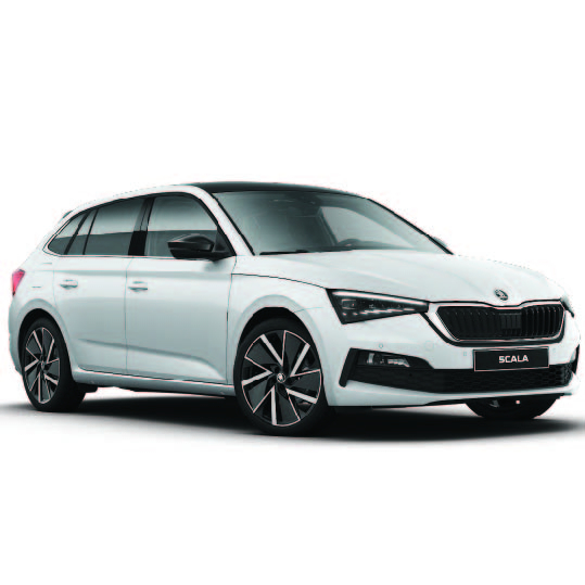 Skoda Scala 2019 Onwards