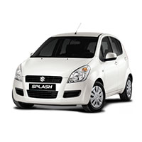 Suzuki Splash Car Mats 2008 - 2014