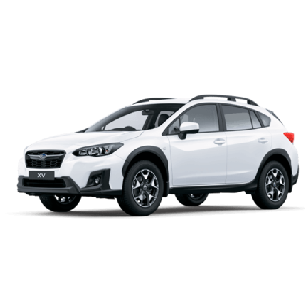 Subaru XV II Boot Liners (2017 Onwards)