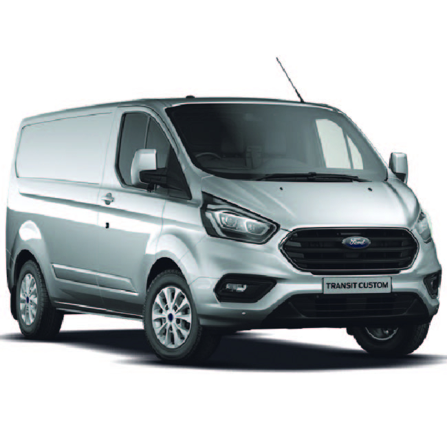 Ford Transit Custom [SINGLE & TWIN Passenger) 2013 Onwards