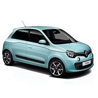 Renault Twingo Boot Liner (2014 Onwards)