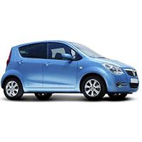 Vauxhall Agila Car Mats (All Models)