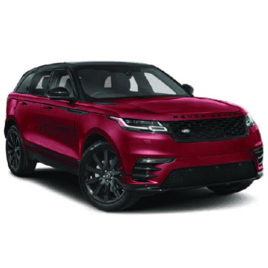 Land Rover Range Rover Velar Boot Liners (2017 Onwards)