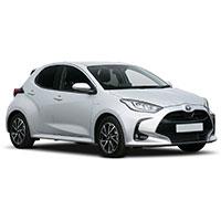 Toyota Yaris Car Mats (All Models)